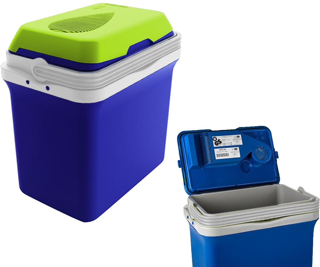 Gio style frigo elettrico bravo 25 12 v idee regalo for Idee regalo elettrodomestici
