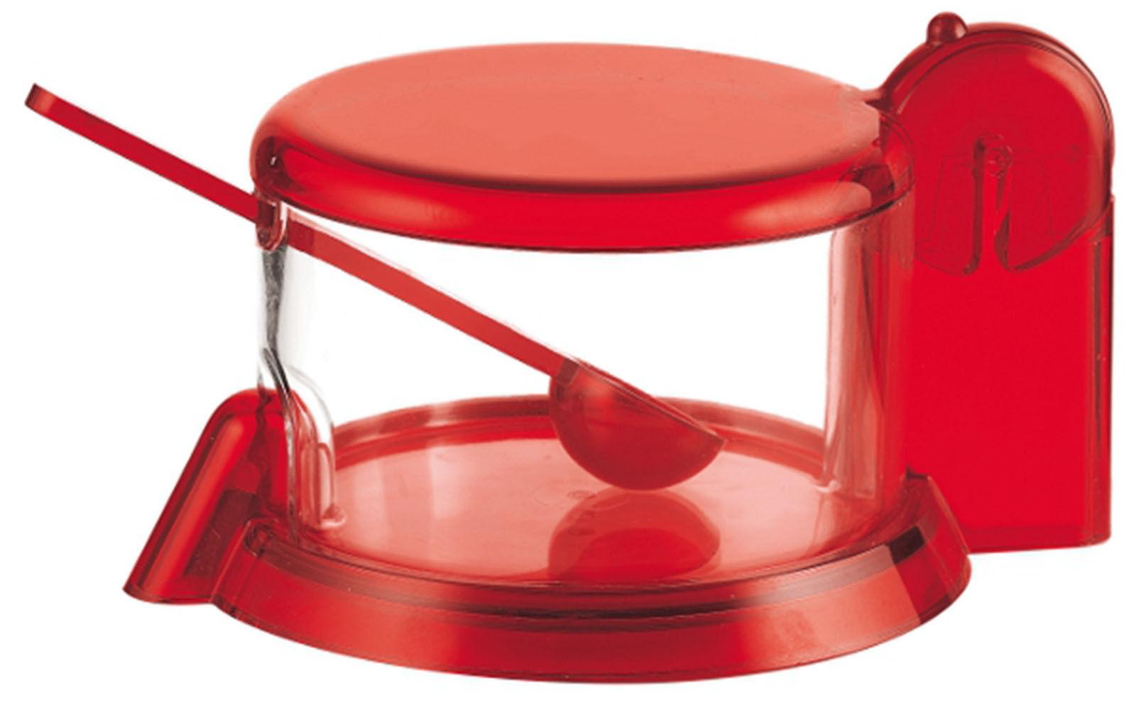 Formaggera zuccheriera rosso forme casa guzzini for Guzzini casa catalogo