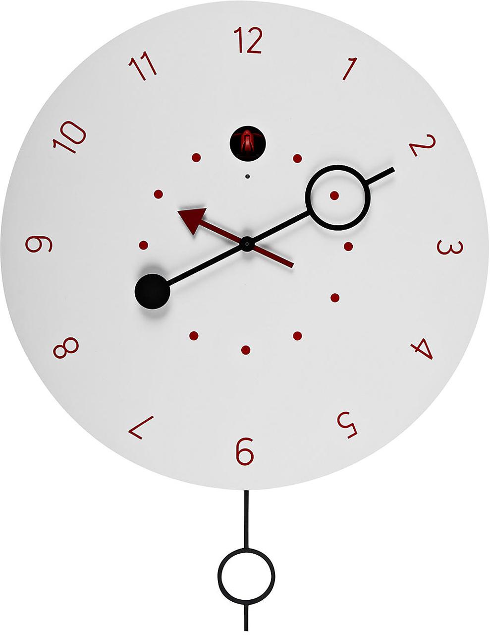 Orologio da parete a cucu cipasso diamantini for Immagini orologi da parete moderni
