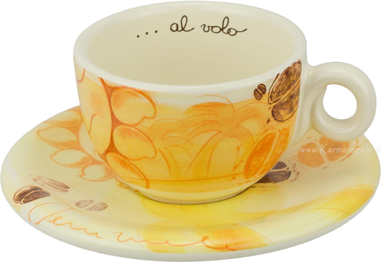 Tazza cappuccino esotico thun for Ceramica thun saldi