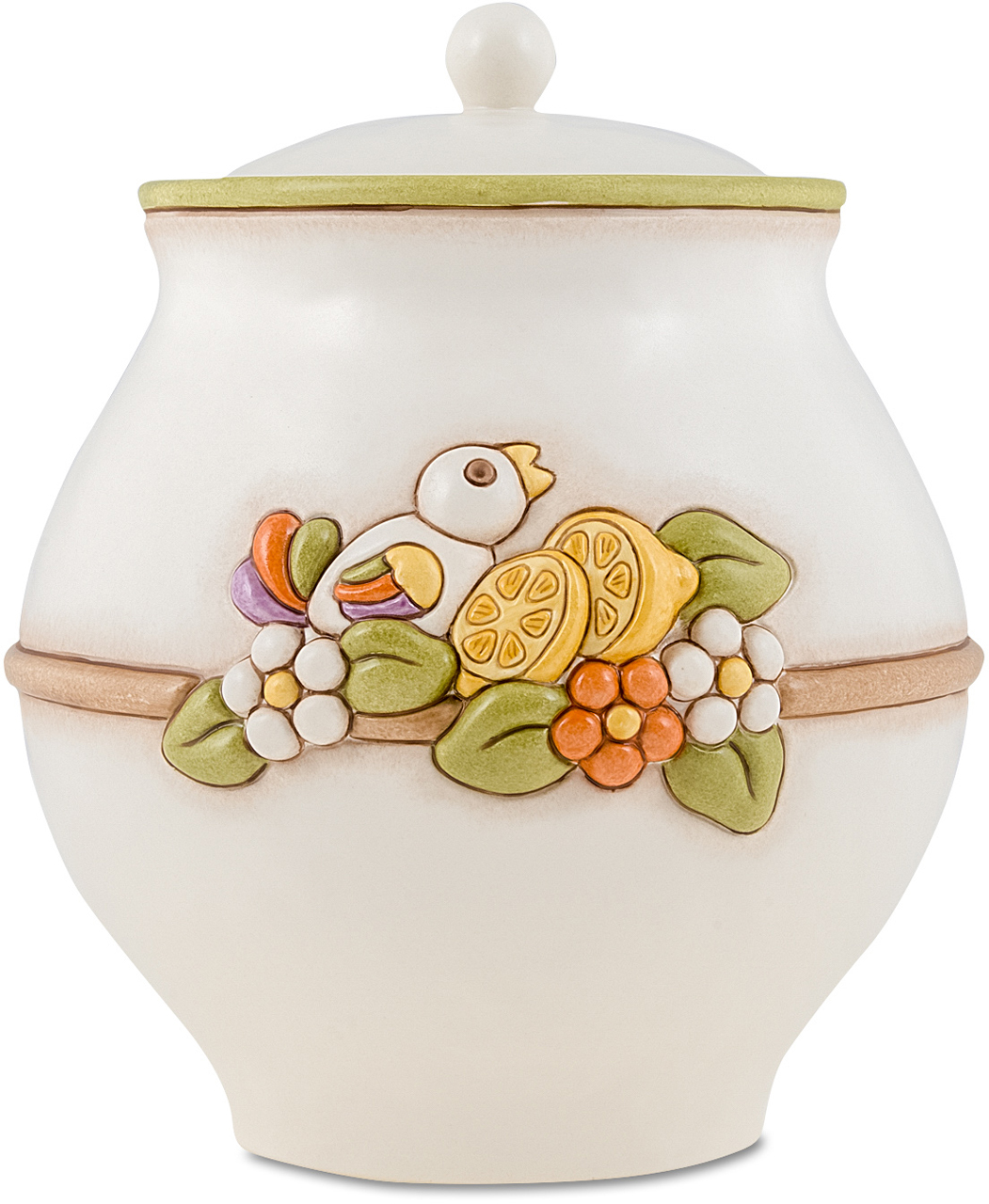 Porta cipolla country thun for Ceramica thun saldi