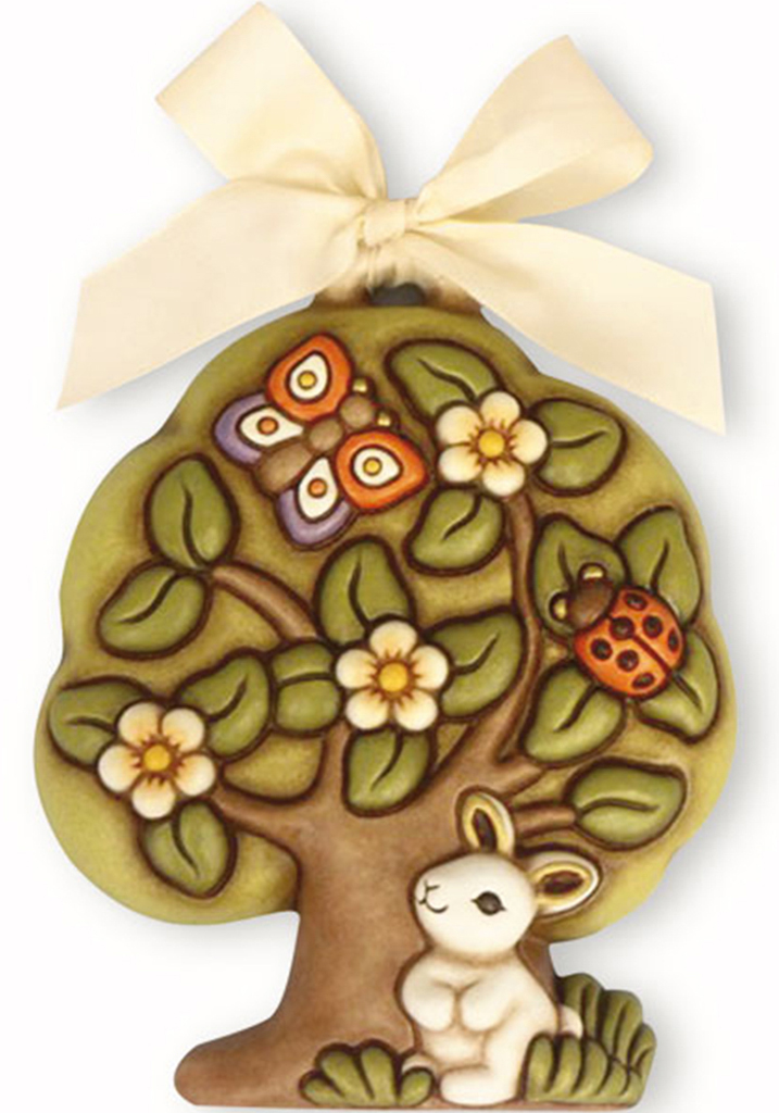 formella albero della primavera thun