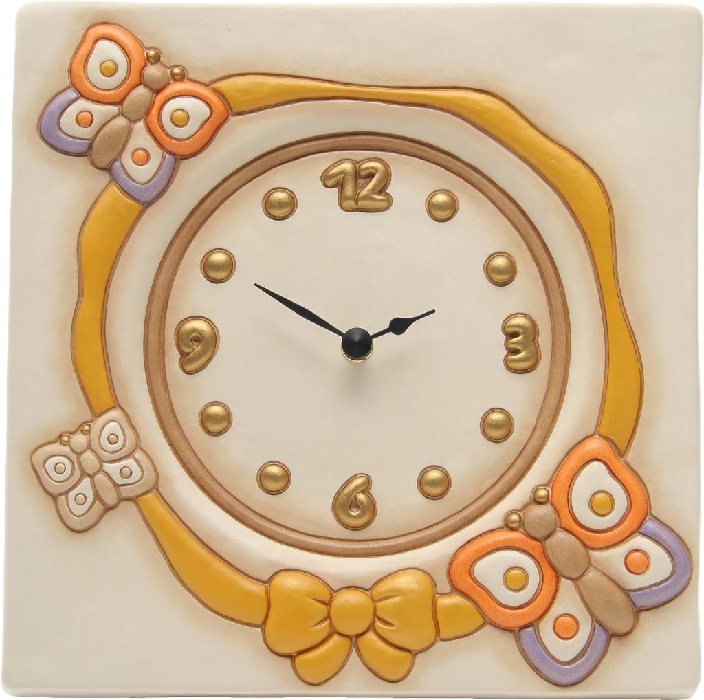 Orologio farfalle - Thun orologio da parete ...