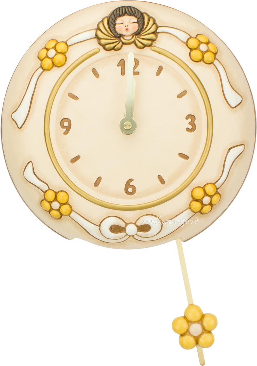 Orologio pendolo thun interesting orologio da parete for Orologio pendolo thun