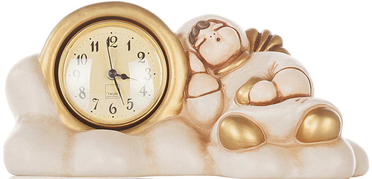 orologio nuvoletta con sveglia thun