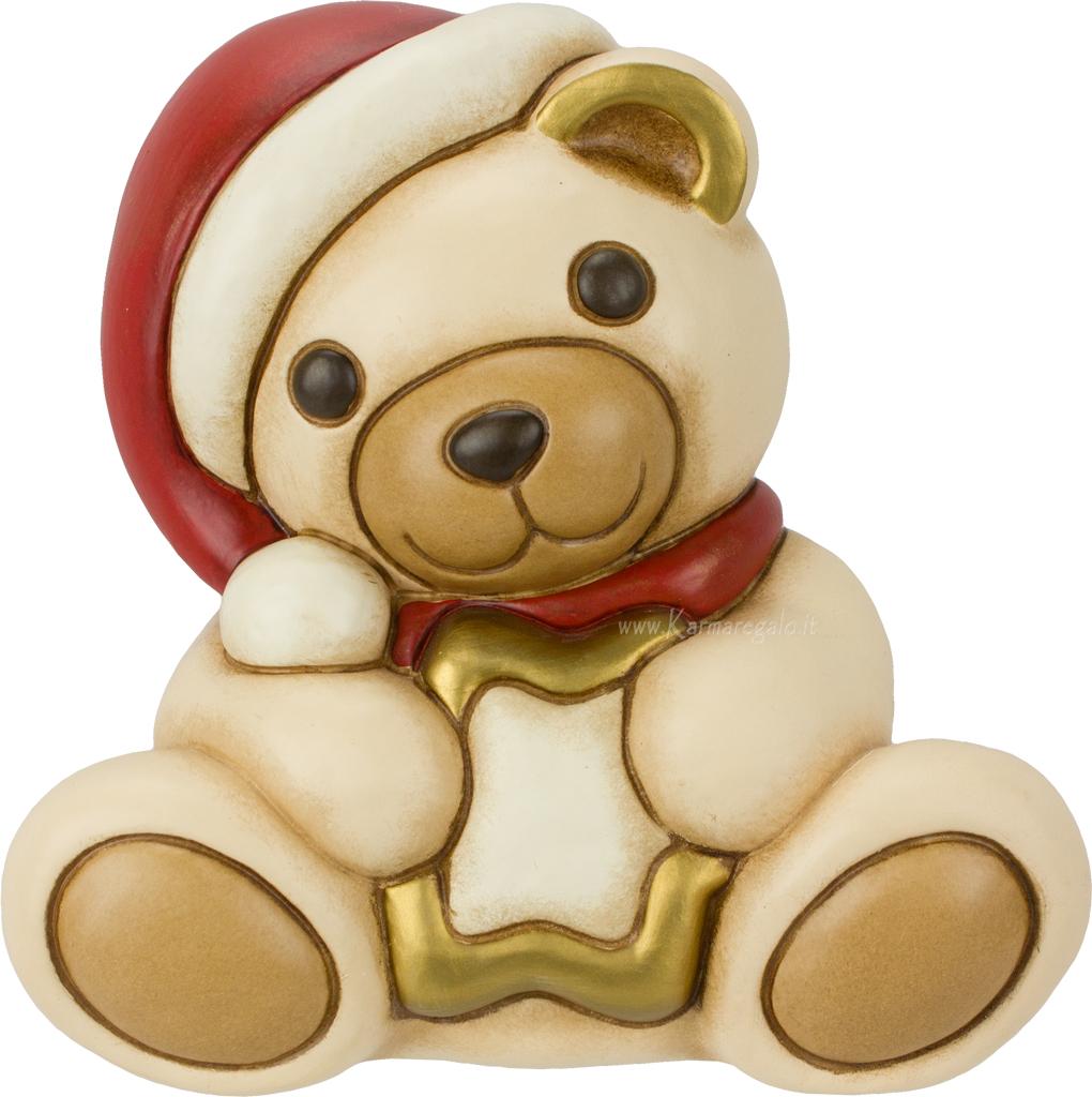 Teddy con stella thun for Thun accessori bagno