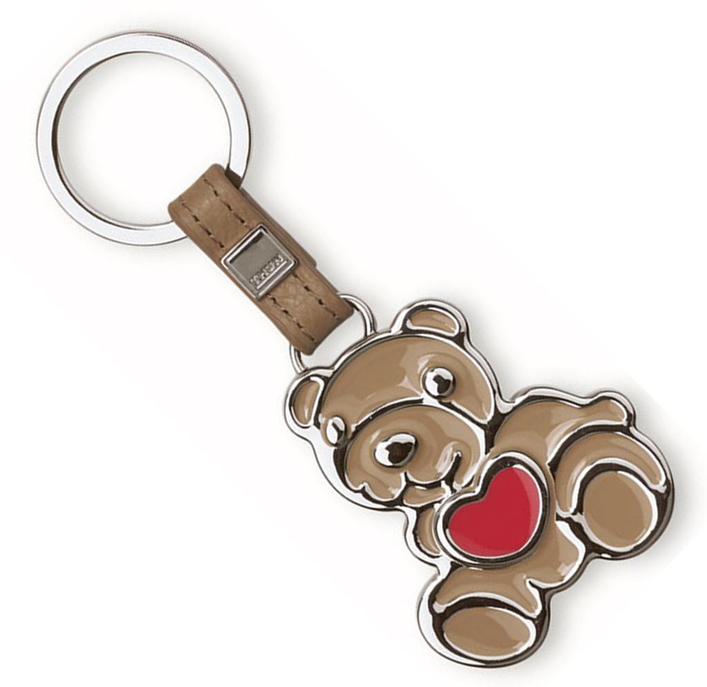 Portachiavi ad anello shiny teddy thun - Idee regalo thun ...