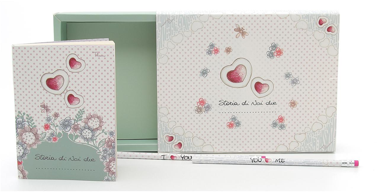 Thun set scrittura san valentino idee regalo - Thun idee regalo ...