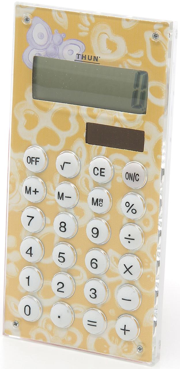 Thun calcolatrice allover butterfly idee regalo - Thun idee regalo ...