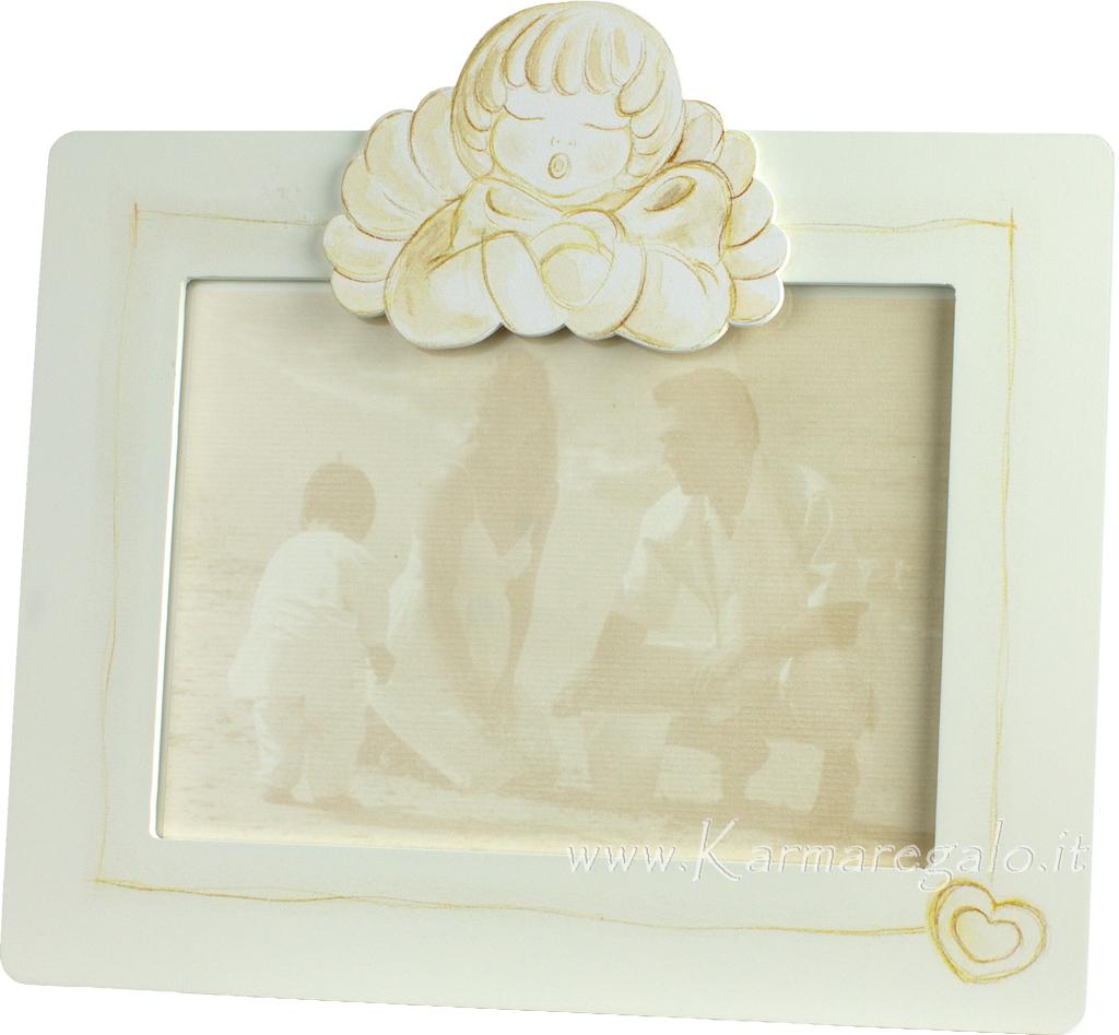 Portafoto in legno angel thun for Thun accessori bagno