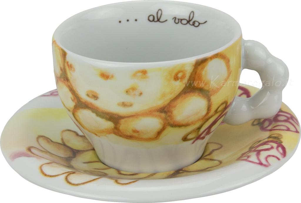 Thun tazza cappuccino magico tazze - Tazza del bagno prezzo ...