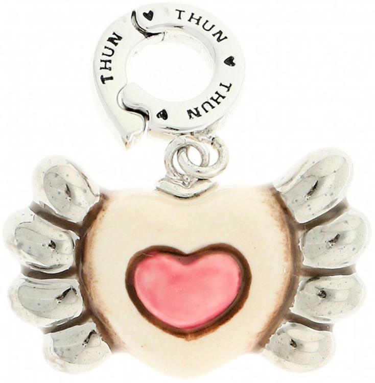 Thun charm special icon il cuore alato idee regalo - Thun idee regalo ...