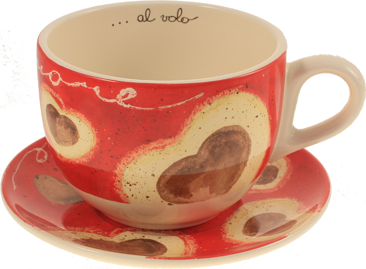 Tazza colazione forever thun for Ceramica thun saldi