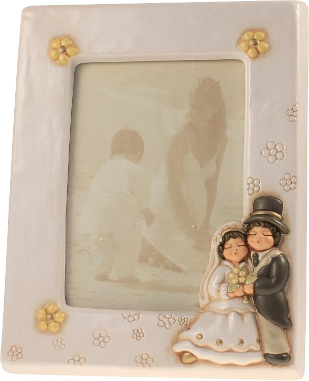 Portafoto matrimonio sposini thun - Porta foto thun ...