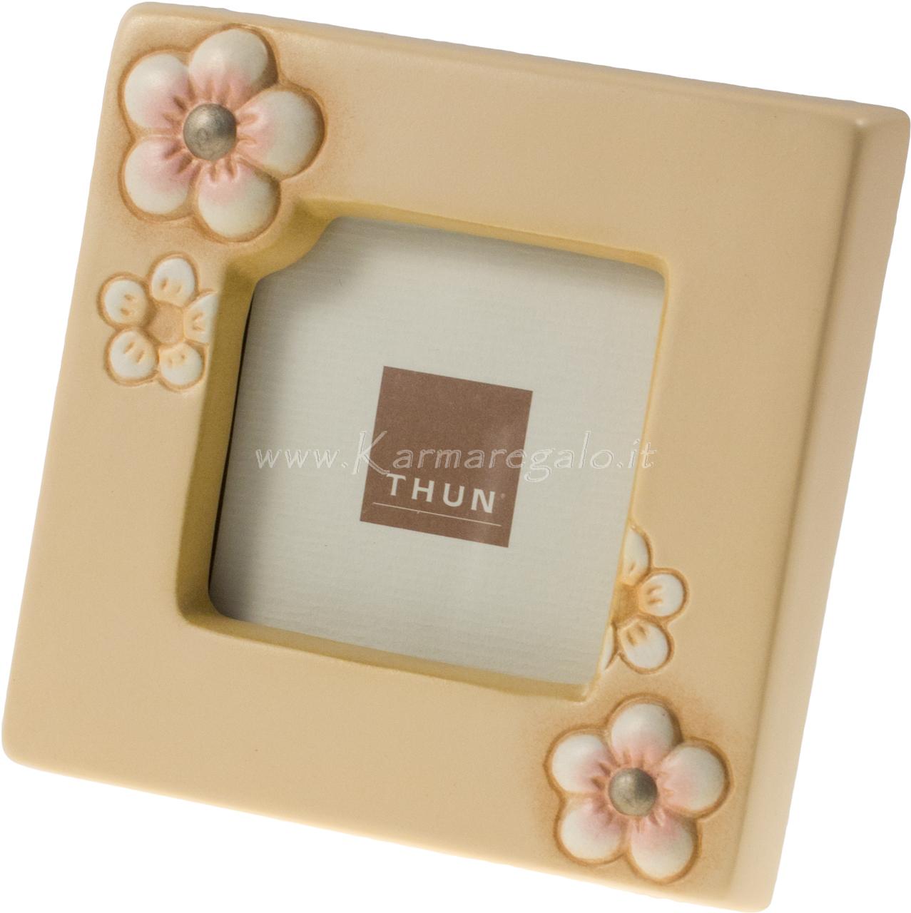 Portafoto primavera fiori thun - Porta foto thun ...