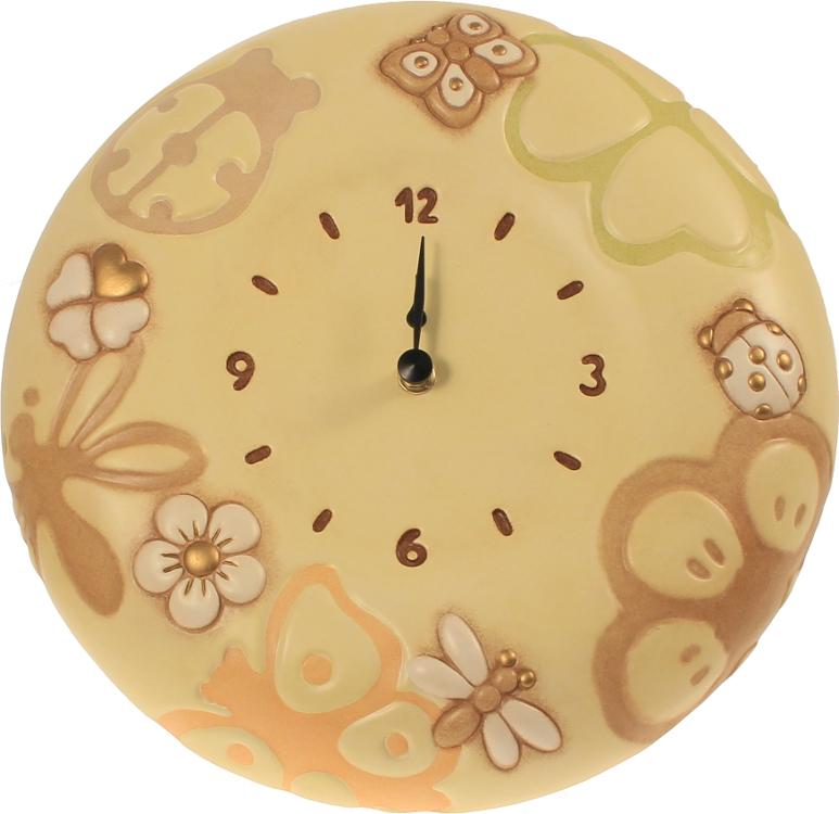 Orologio da parete simboli thun for Alessi prezzi catalogo