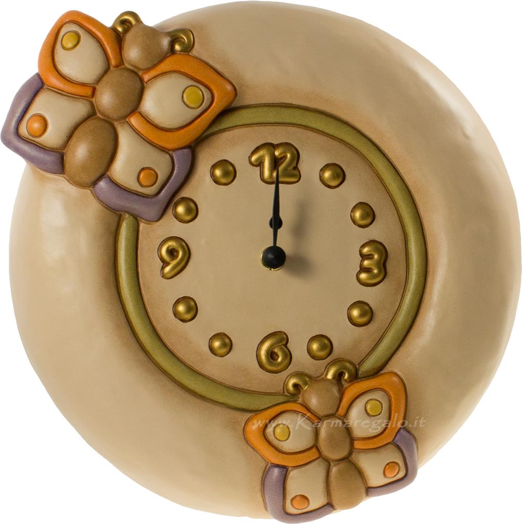 Orologio da parete grande thun for Alessi prezzi catalogo