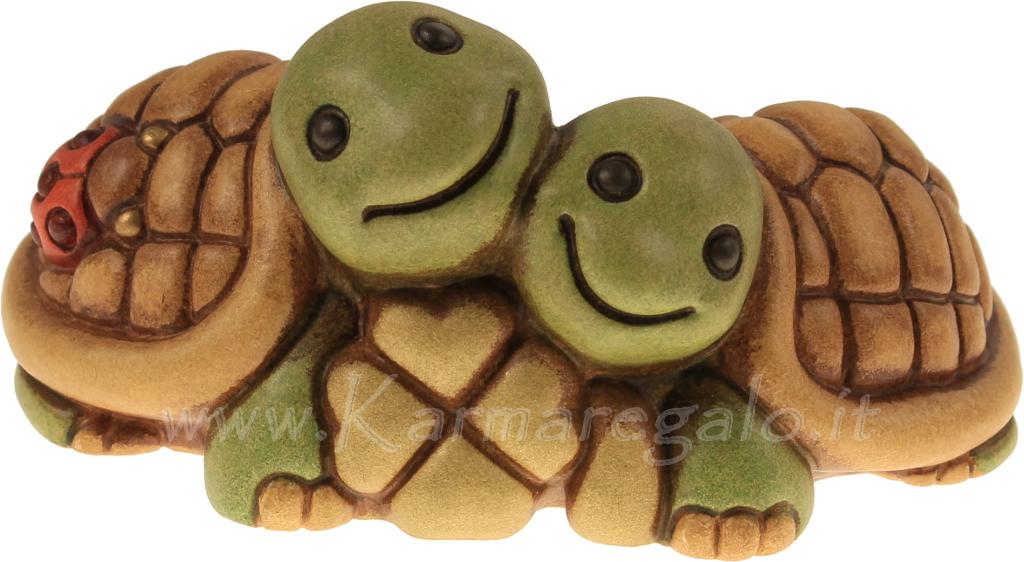 Tartaruga con figlioletta for Prezzo tartarughe