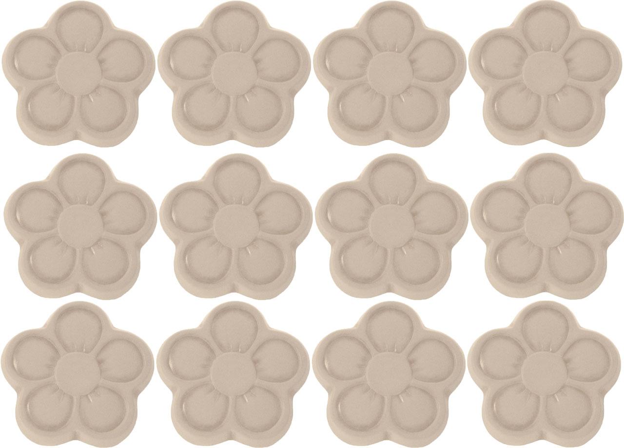 Thun speciale bomboniera set 12 formelle fiore di pesco for Formelle thun saldi