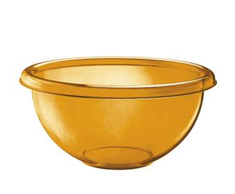 Ciotola season 30 cm arancio guzzini for Ciotola alessi prezzo