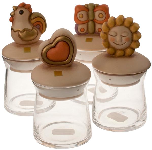 Confezione 4 barattoli thun for Ceramica thun saldi
