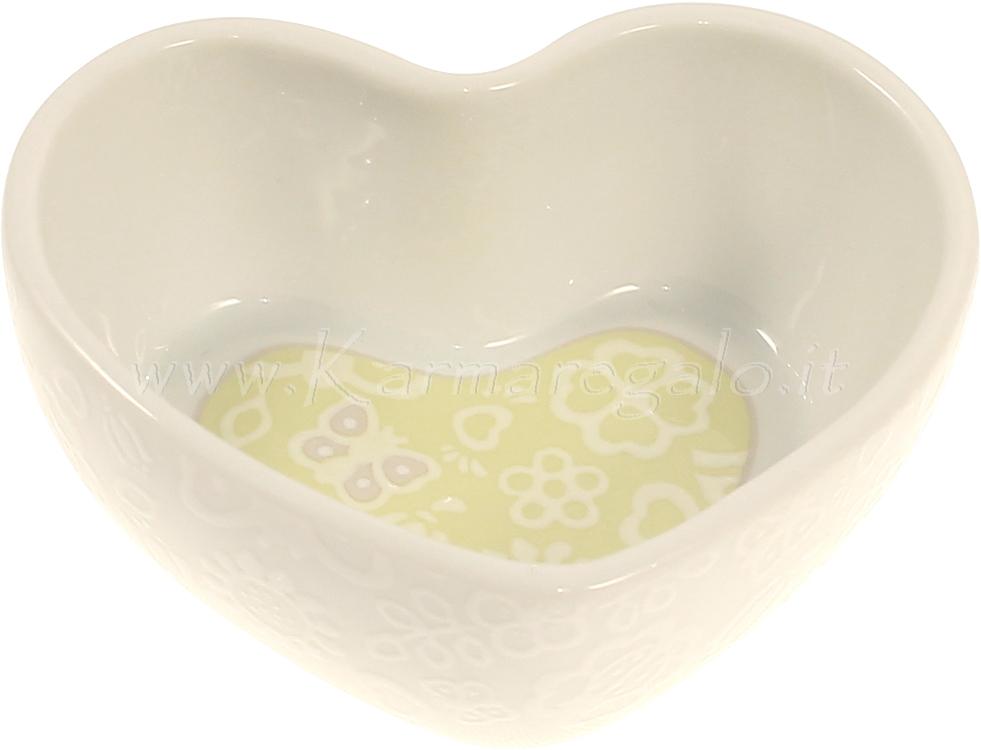Ciotolina cuore prestige porcellana thun for Thun prestige