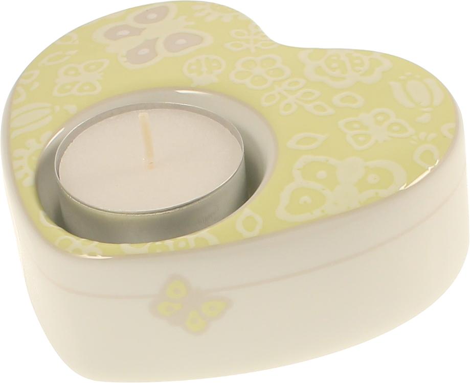 Porta tea light cuore prestige thun - Porta tea light ...