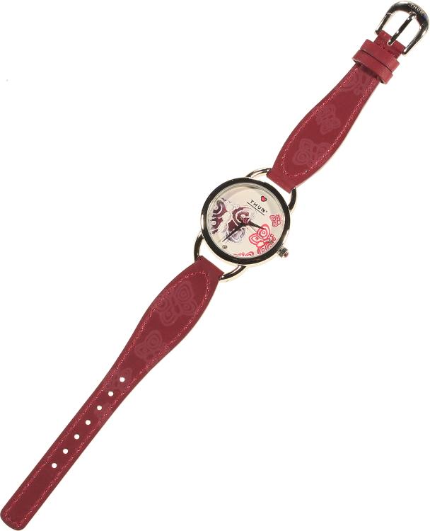 Thun orologio butterfly prints pink occasioni speciali for Orologi thun da polso prezzi
