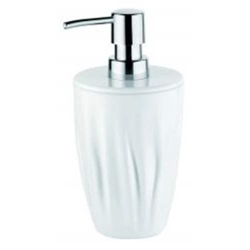 Guzzini dosasapone wave bianco casa arredamento stanza da bagno - Linea bagno thun ...