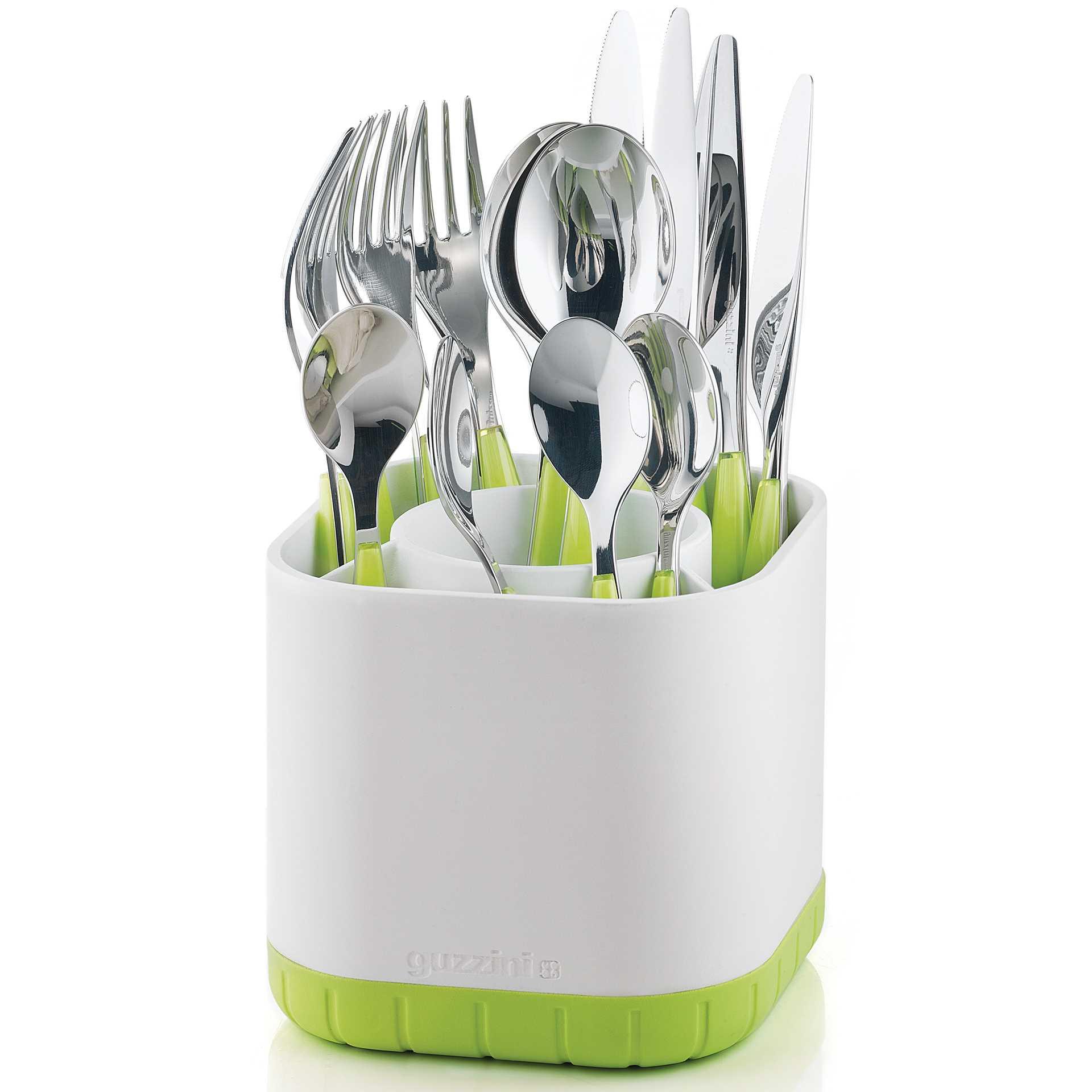 Guzzini fill e drain scolaposate verde my kitchen accessori for Amazon thun saldi