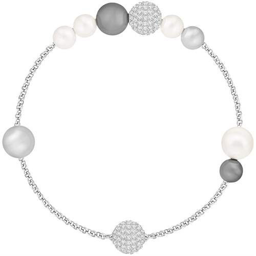 Swarovski Mixed Grey Crystal Pearl Remix Collection