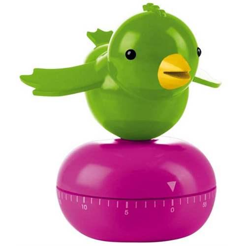 Cuckoo timer verde e my guzzini for Timer alessi prezzo