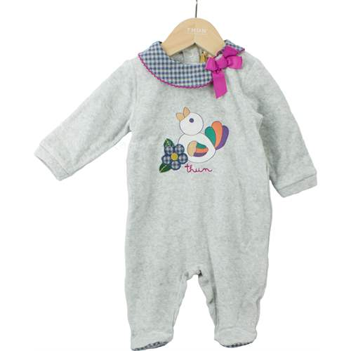 4eaa0aa461e4 Tutina Baby Thun Girl