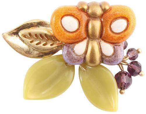 Thun spilla moderna farfalla thun idee regalo for Idee regalo casa moderna