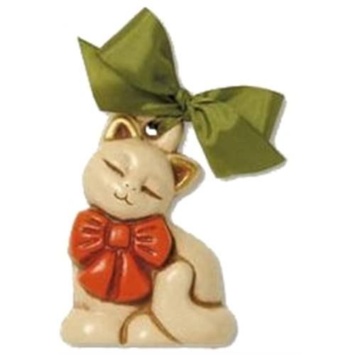 Mini formella gatto for Gatto thun