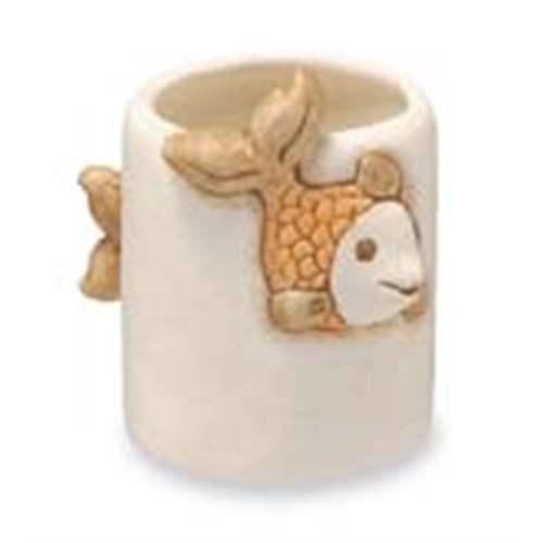 Portaspazzolini pesce thun for Thun accessori bagno