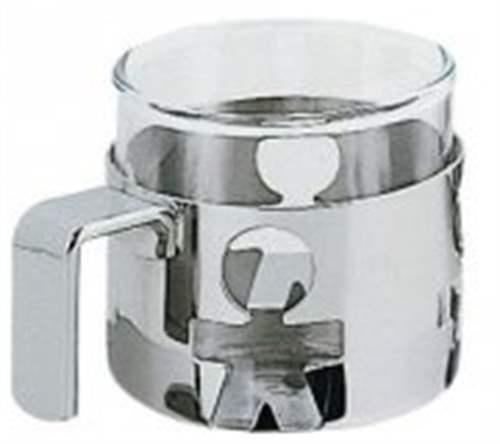 Ricambio vetro pirofilo girotondo tazza caffe alessi for Alessi girotondo prezzo