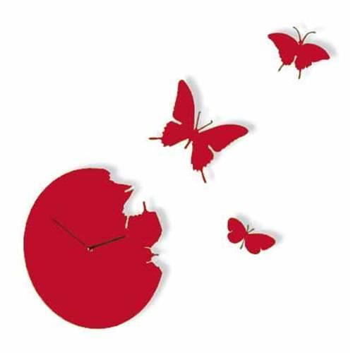Diamantini Butterfly Orologio Rosso Diamantini e Domeniconi ...