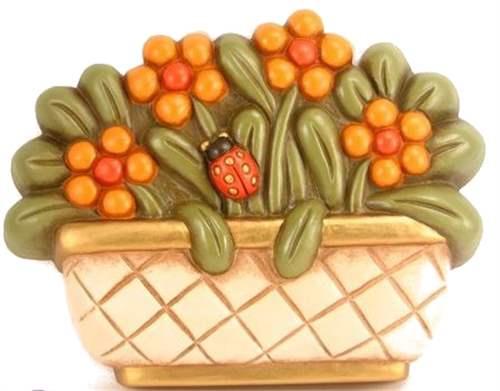 Umidificatore cesto di fiori for Formelle thun saldi