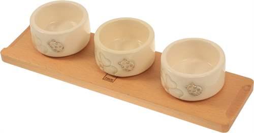 Thun antipastiera con ciotoline primula tavola accessori antipastiere - A tavola con thun ...