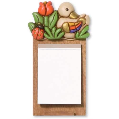 Lavagna con papera - Lavagna magnetica da cucina ...