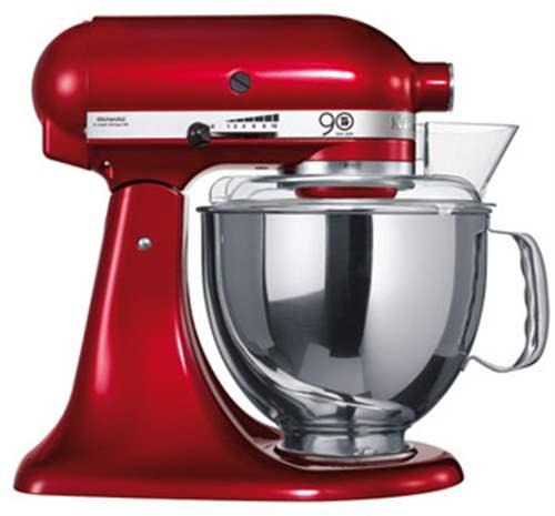 Robot da cucina artisan rosso novantesimo anniversario - Robot da cucina bialetti ...