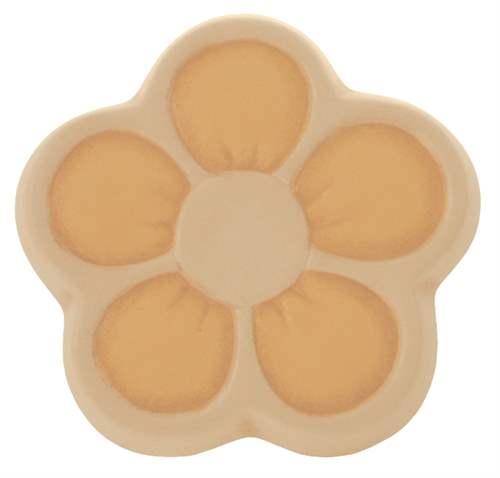 Thun formella fiore di pesco giallo decorativi for Formelle thun saldi