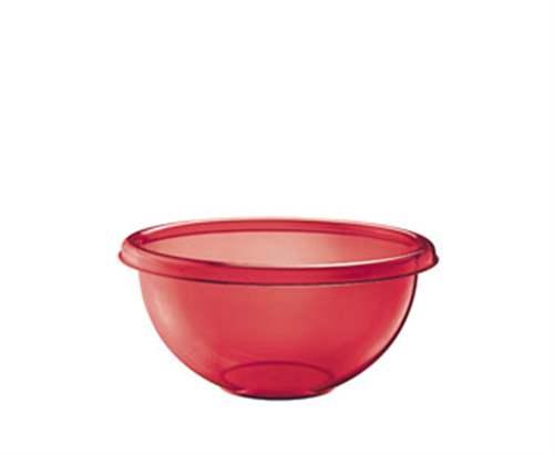 Ciotola season 25 cm rosso guzzini for Ciotola alessi prezzo