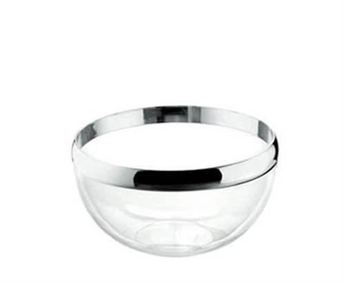 Ciotola look trasparente cm 15 guzzini for Ciotola alessi prezzo