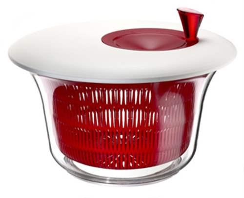 Centrifuga insalata rosso forme casa guzzini - Centrifuga bialetti ...