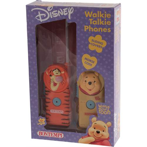 winnie the pooh walkie talkie. Black Bedroom Furniture Sets. Home Design Ideas