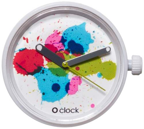 O clock Grafica Splash 2