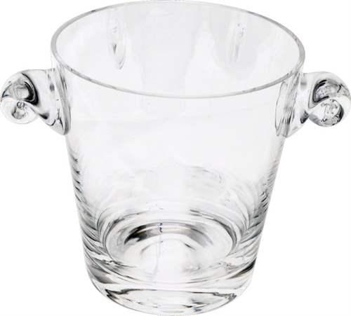 Secchiello portaghiaccio in cristallo for Secchiello portaghiaccio