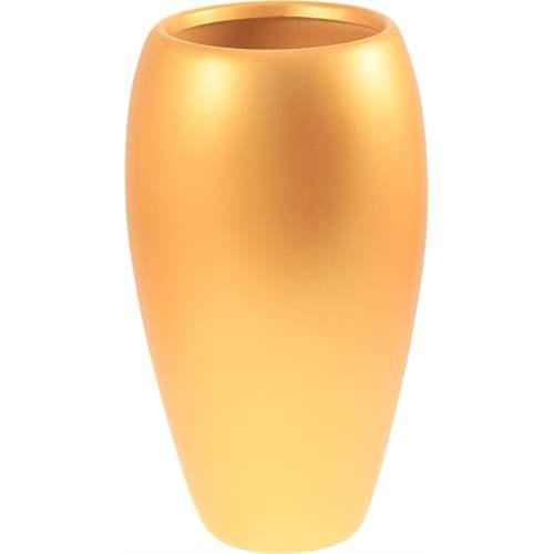 Vaso Fiori.Karmaregalo Vaso Fiori Oro Complementi